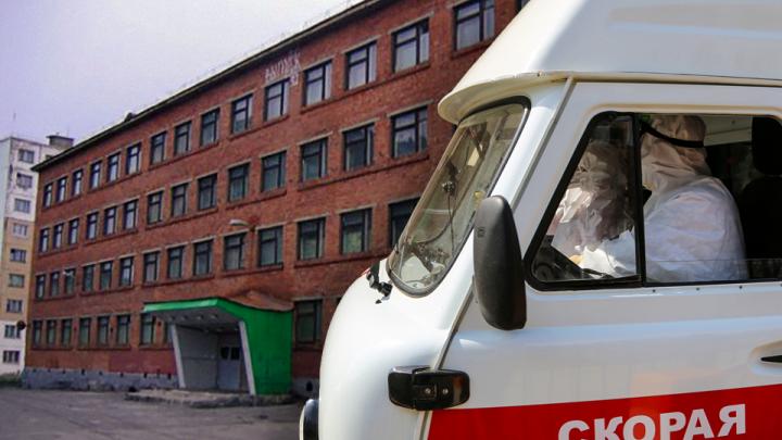 Норильскую школу превратили в обсерватор для изоляции людей с подозрением на коронавирус
