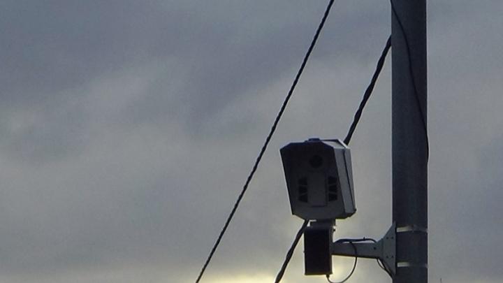 В Кемерово установят новую дорожную камеру. Рассказываем, где