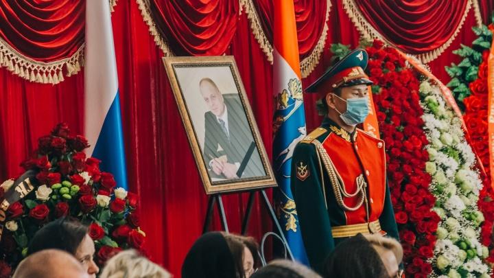 «Ушел на подъеме»: в Самаре простились с зампредом правительства Александром Карпушкиным