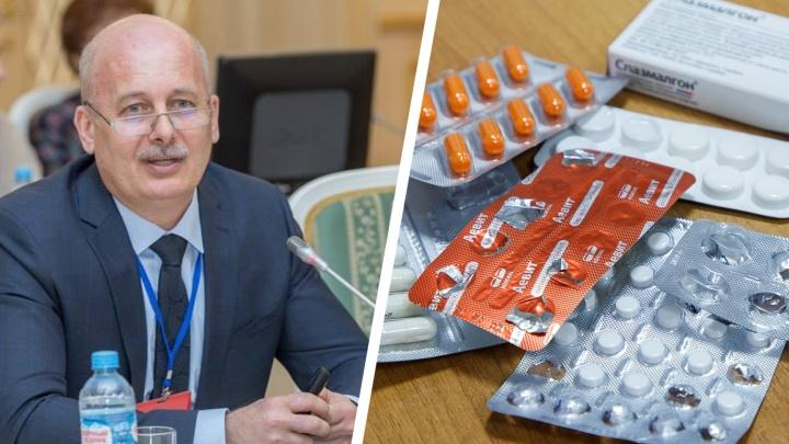 «Все лекарства вредны»: главный фармаколог — о самолечении и употреблении антибиотиков при коронавирусе