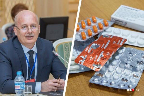 По мнению Максима Фролова, лекарства могут навредить пациентам