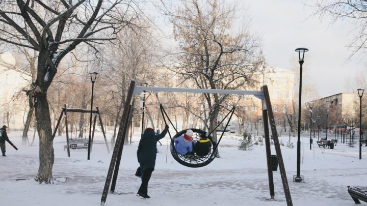 В мэрии назвали парки и скверы, которые приведут в порядок в следующем году (оцените работу в 2020-м)