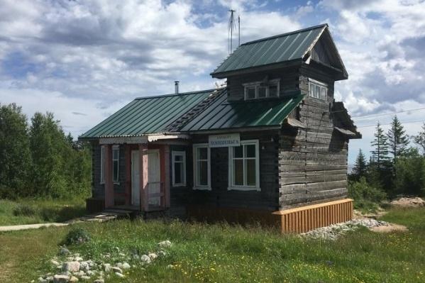Это деревянное здание появилось еще в 1960-х годах<br>