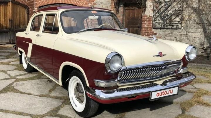 Отдохните взглядом: подборка фактурных машин, которые можно купить на Урале