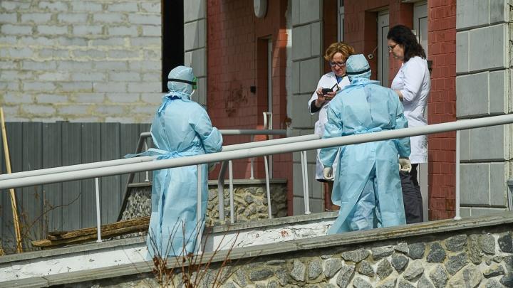 У сотрудницы дома-интерната для престарелых в Челябинской области обнаружили коронавирус