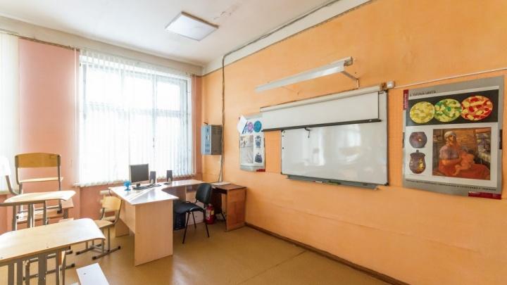 В Зауралье в одном из сёл школьников перевели на дистанционную учёбу