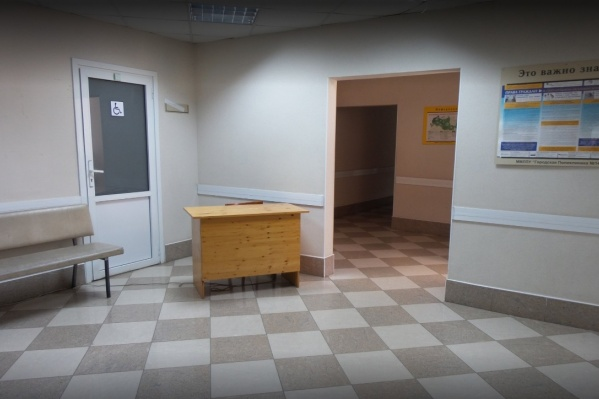 """Инцидент произошел в поликлинике <nobr class=""""_"""">№ 14</nobr>"""