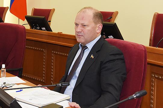 Зампредседателя донского Заксобрания получил положительный тест на COVID-19