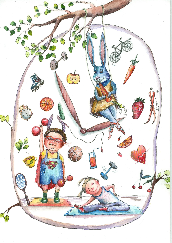 Иллюстрация к главе «Вредные привычки»