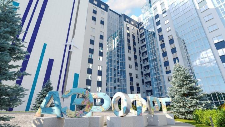 Новый «Аэропорт» в Новосибирске достроят уже в этом году
