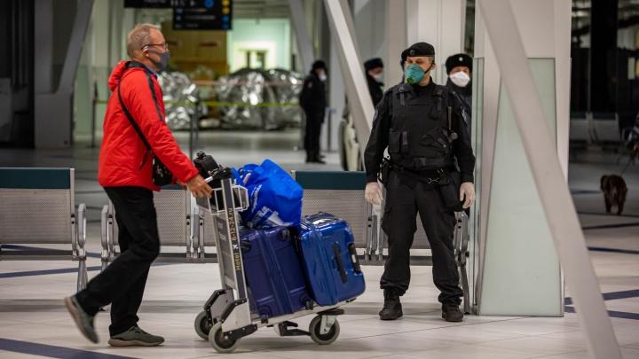 Росавиация сообщила о вывозных рейсах из Вьетнама и Таиланда в Новосибирск