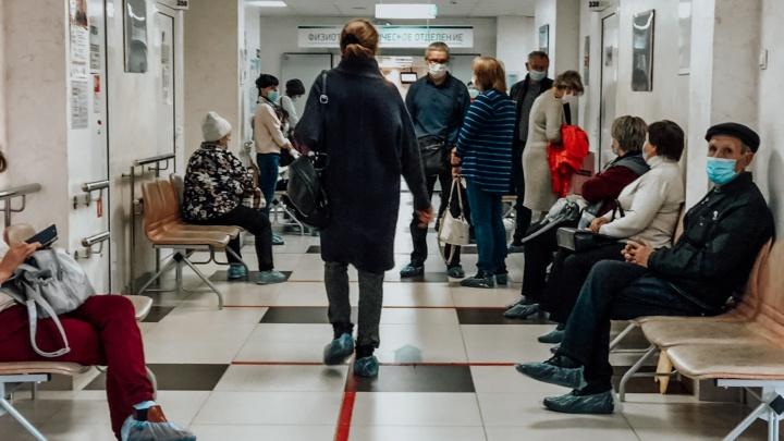 Блата для своих тут нет: как тюменский медик с COVID-19 едва дождалась врачей
