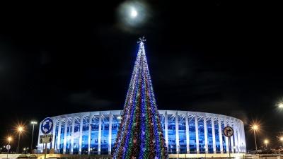 Где в Нижнем Новгороде будут стоять новогодние елки: карта NN.RU