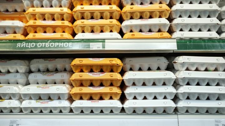 В Прикамье за месяц подорожали сахар, яйца и макароны