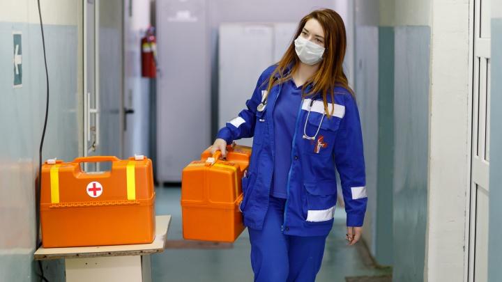 В Волгограде выявлено еще 69 заболевших коронавирусной инфекцией