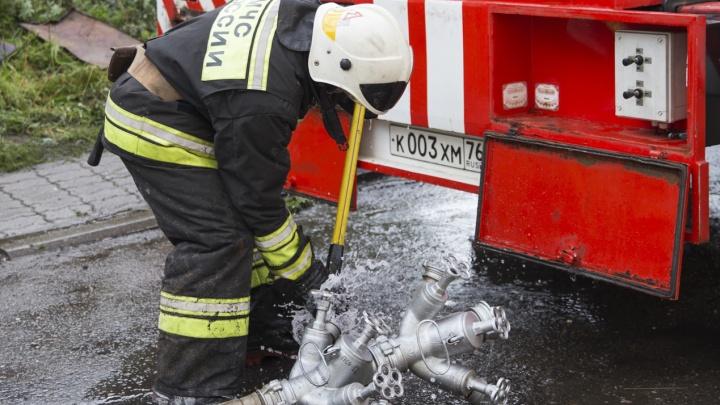 В Ярославле в пожаре погибла 90-летняя женщина