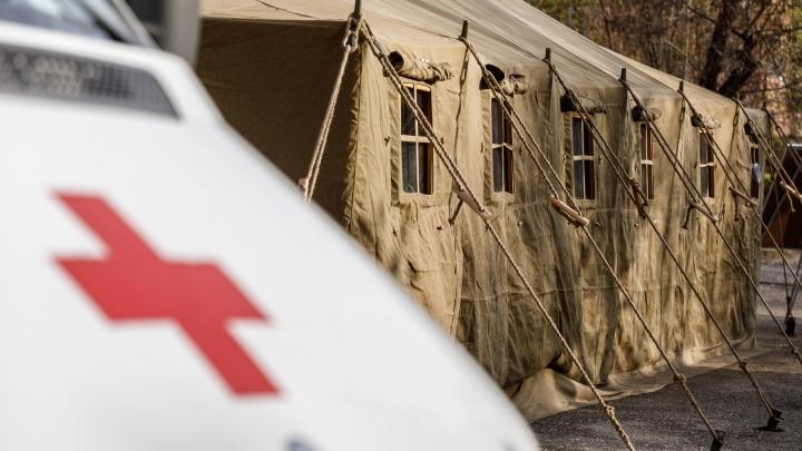 В Волгоградской области +20 новых пациентов с коронавирусной инфекцией: всего заболели 165 человек