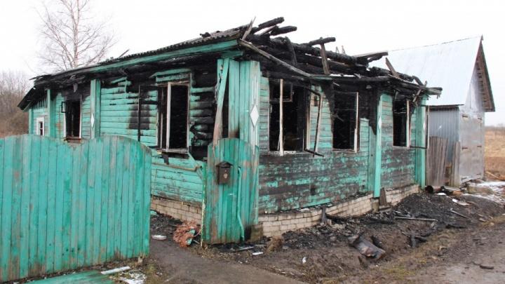 В МЧС Ярославской области назвали предварительную причину пожара, в котором погиб мэр Данилова