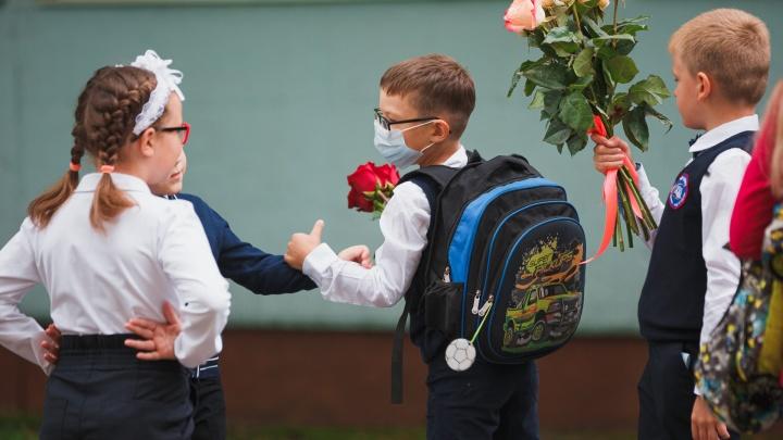 Кузбассовцы просят губернатора перевести школы на дистант. Власти дали ответ