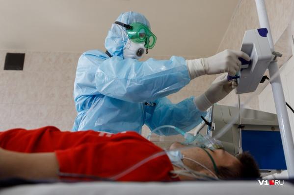 О смерти троих медиков сообщили накануне