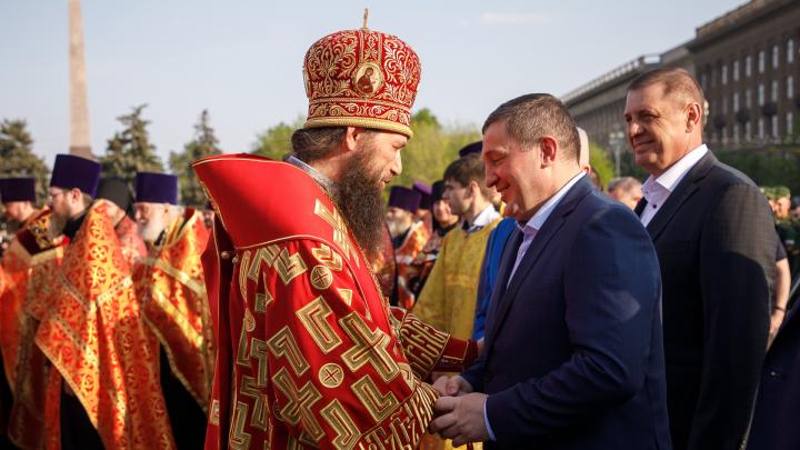 Вопреки указу губернатора: Волгоградская Епархия объявила о проведении пасхального крестного хода