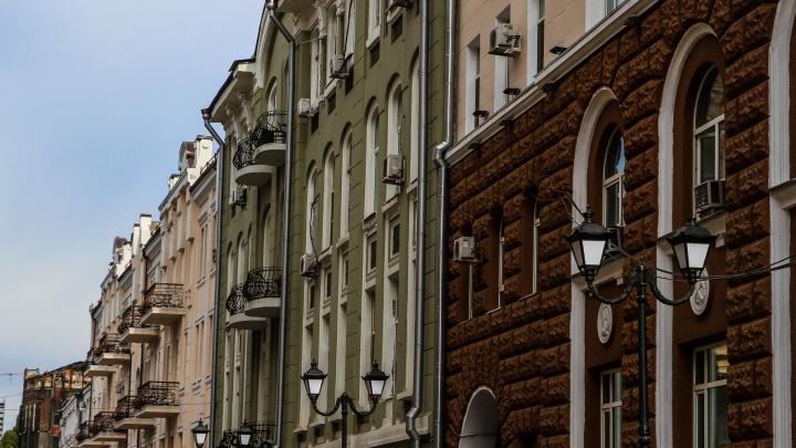 Сити-менеджер Ростова предложил отдать старинные здания инвесторам
