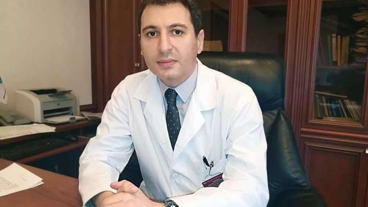 Армен Бенян рассказал, сколько в Самарской области томографов