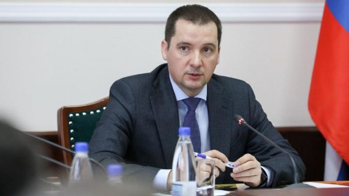 «Мы готовы к реагированию»: о чем говорил в обращении к северянам врио губернатора Александр Цыбульский