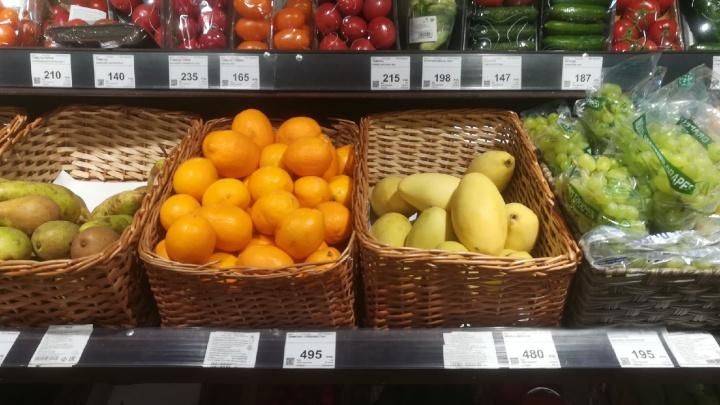 В Ярославле из-за коронавируса в четыре раза задрали цены на лимоны и имбирь