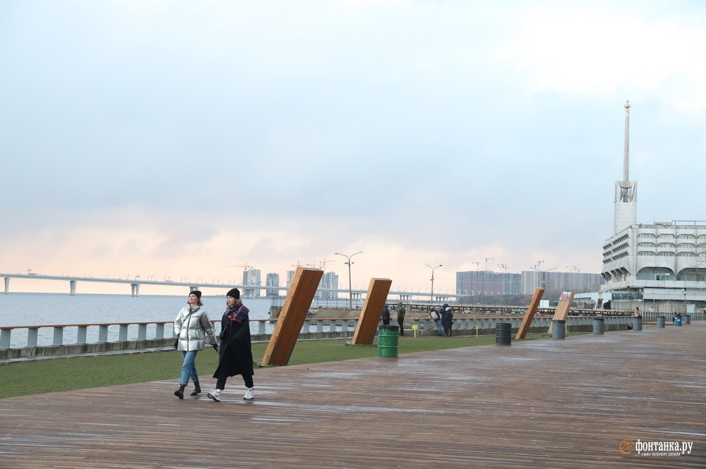 Территория креативного пространства «Севкабель Порт»