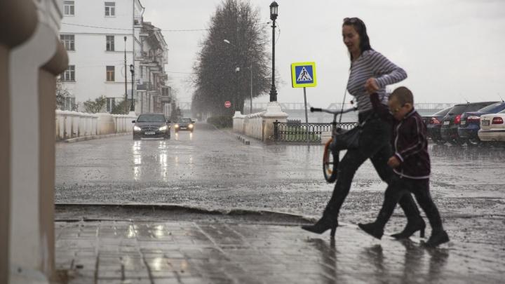 «Такие потопы случаются раз в 5–6 лет»: синоптики рассказали о погоде начала июня