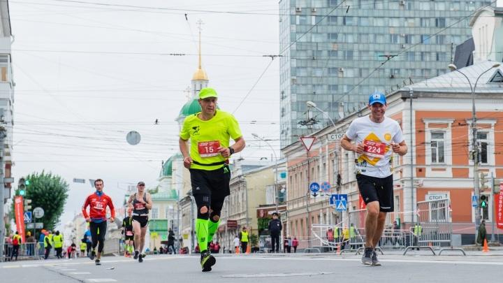 Пермские бегуны просят разрешения врио губернатора выходить на тренировки