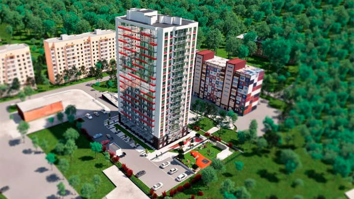 До конца апреля объявили скидку 5000 рублей с каждого квадратного метра в доме на Родниках