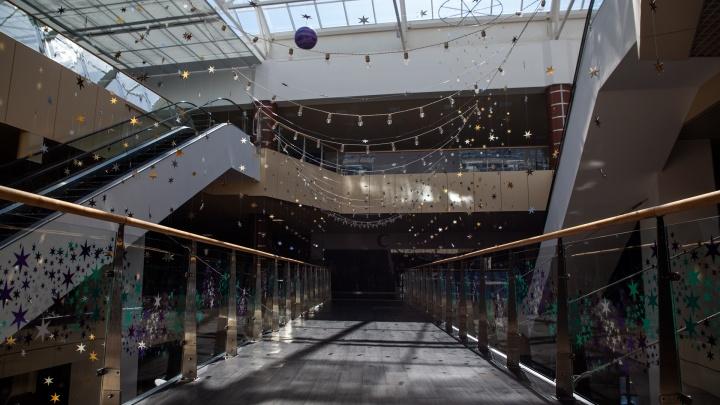 Торговые центры в Тюменской области откроются с 25 июня