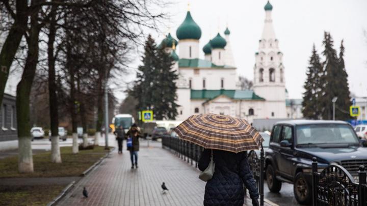 Из-за прорыва арктического воздуха в центре России резко похолодает