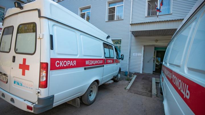 На территории БСМП Ростова прекратила работу кислородная станция компании «Оксиген»