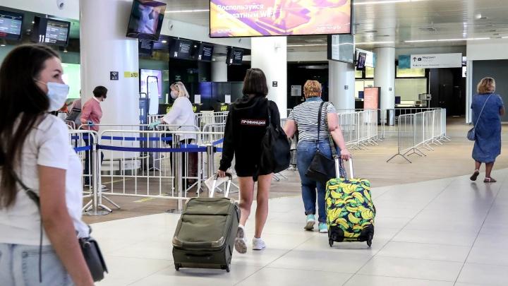 Количество авиарейсов в Сочи из Нижнего Новгорода увеличится до 9 раз в неделю