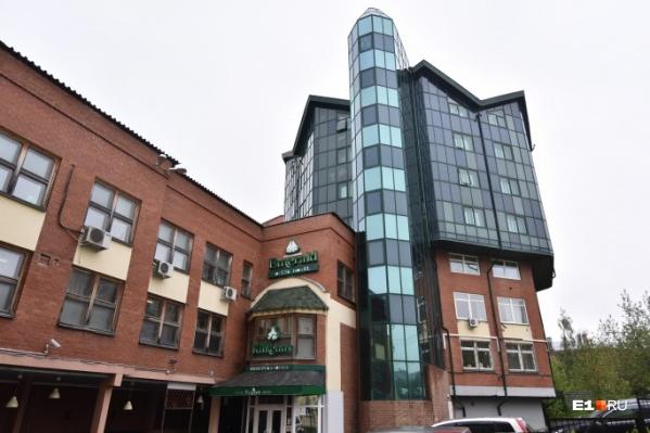 Собственник гостиницы хочет выручить 134 миллиона рублей