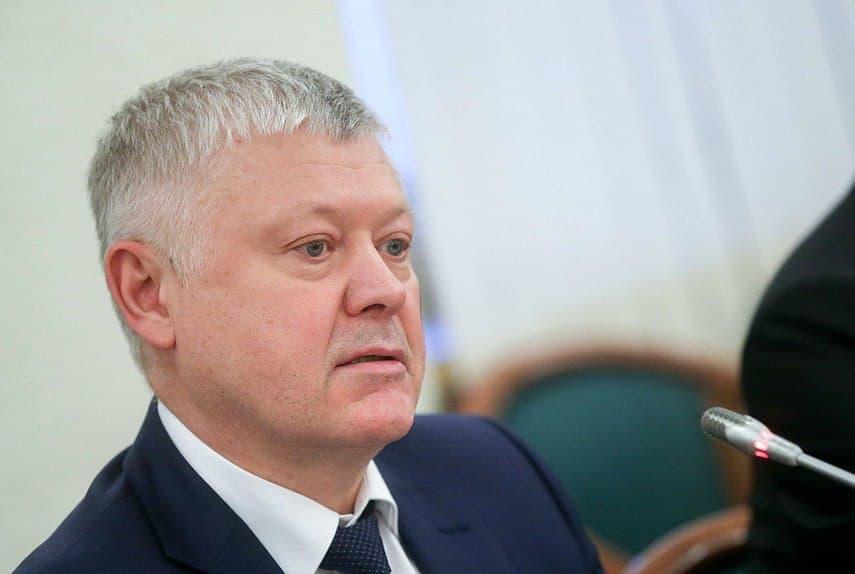 Депутат Госдумы от «Единой России» Василий Пискарев.