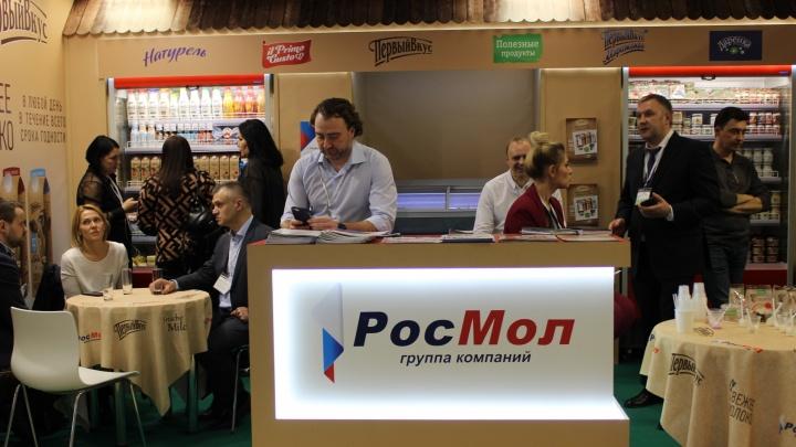 Молочная продукция торговой марки «Первый Вкус» получила золотые медали выставки «Продэкспо-2020»