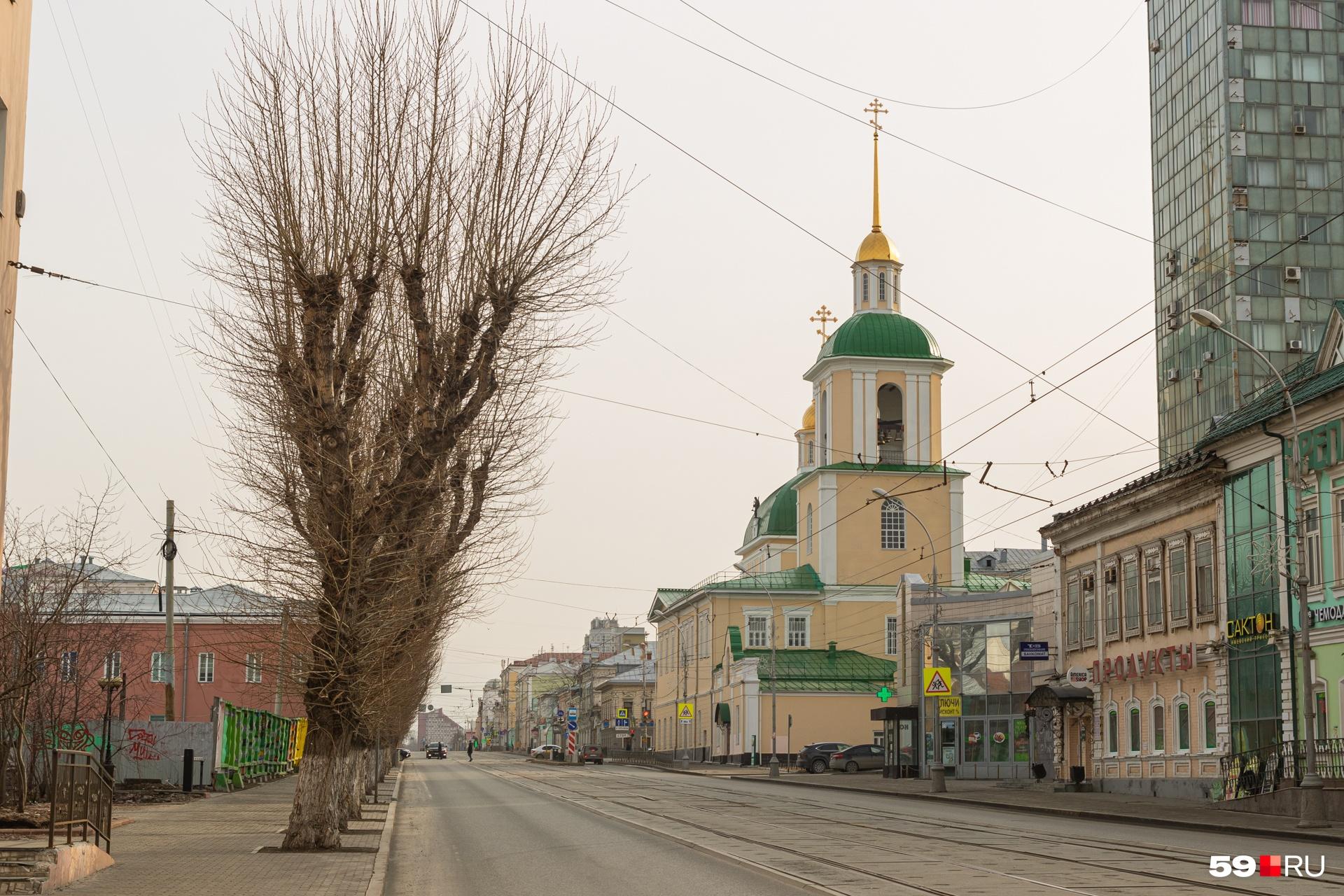 Патриарх Кирилл призвал верующих не ходить в храмы