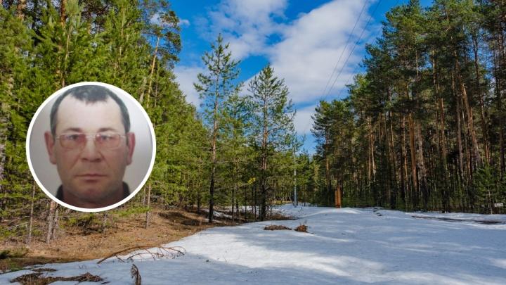 Пермяков просят помочь в поисках 47-летнего мужчины, пропавшего две недели назад