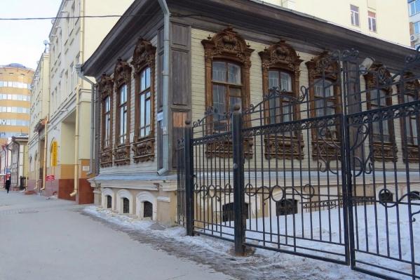 Владелец здания предлагает использовать памятник под создание офиса или кафе