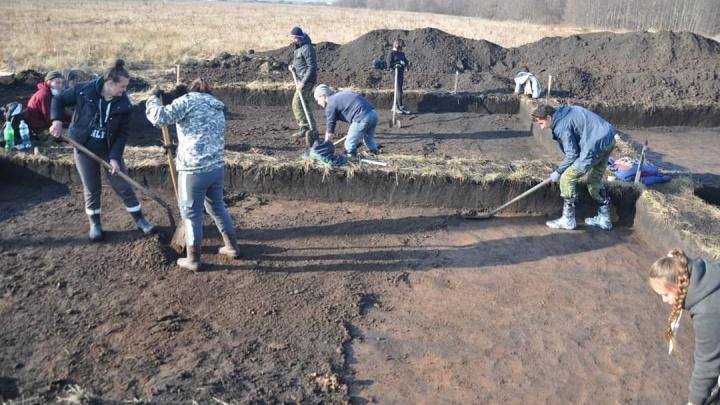 Строители Восточного выезда в Уфе обнаружили артефакты эпохи неолита