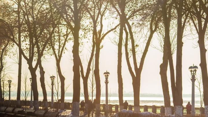 Весна! Синоптики дали прогноз погоды в Самаре на конец рабочей недели