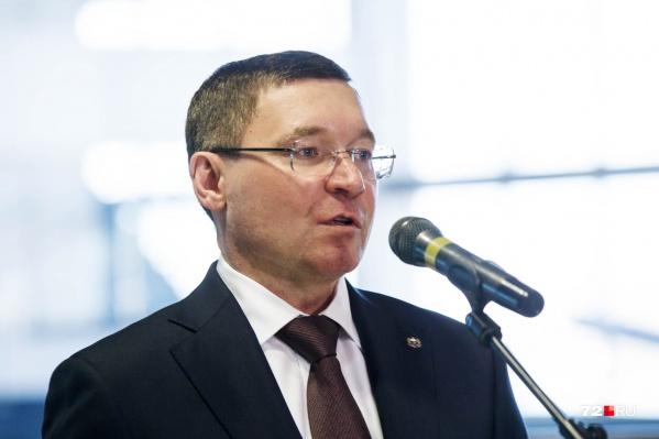Владимир Якушев переезжает из Москвы в Екатеринбург