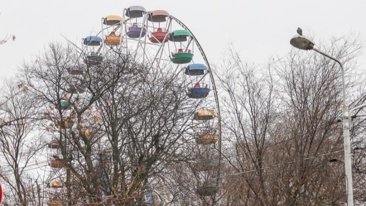 Ростовские власти снесут колесо обозрения в парке Горького