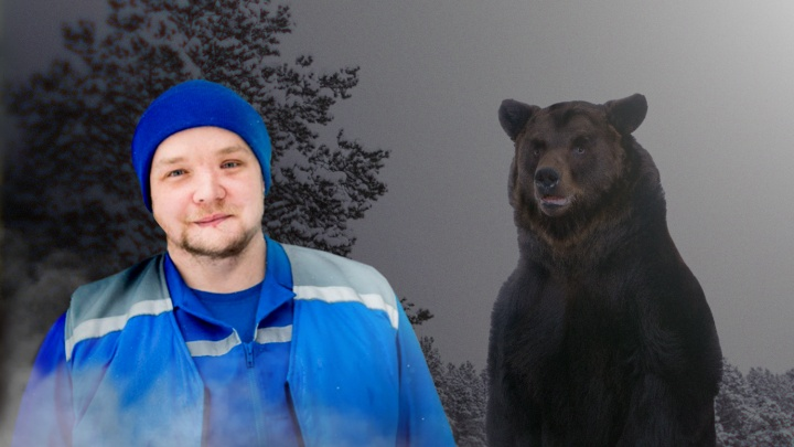 """«Просил зверя: """"Добей меня""""»: как выживший в схватке с медведем уралец принимает роды в машине и спасает людей"""