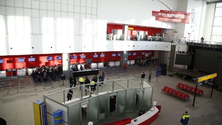 В челябинском аэропорту началась проверка по жалобам сотрудников на зарплаты и плохие условия труда