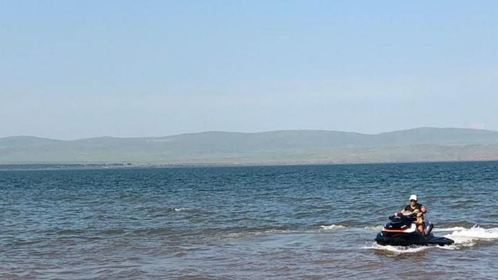 Озеро Шира вновь оказалось в топе самых популярных водоемов Хакасии
